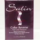 Satin Color Reverse Hair Color Remover, Kit