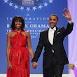 Michelle Obama chooses Jason Wu to design her inauguration ball dress for a second time - Telegraph