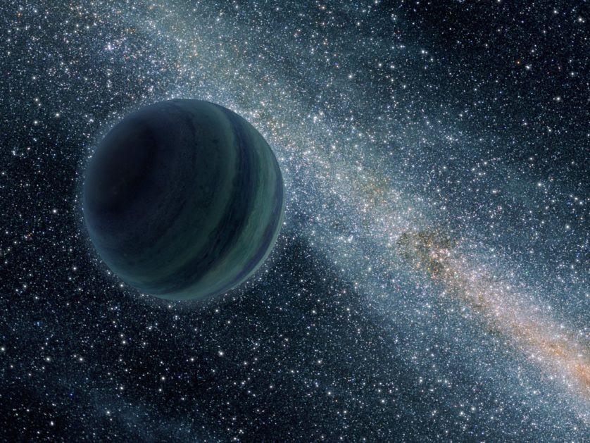 planetas errantes