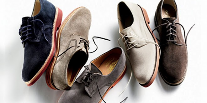 Top 5 Men's Shoes For Spring/Summer 2012