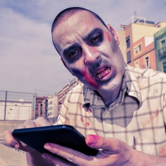 Online Marketing for the Zombie Apocalypse