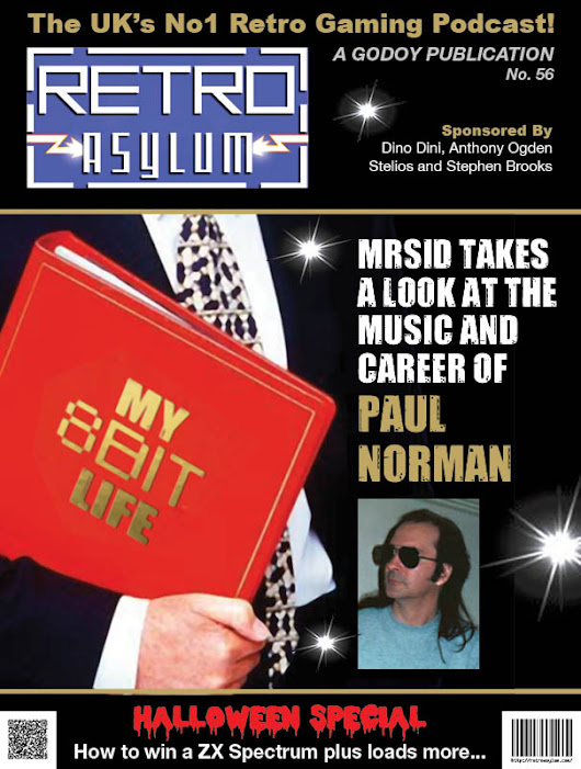 Episode 56 – My 8Bit Life (Paul Norman) | Retro Asylum