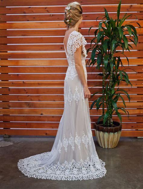 Azalea Lace Gown   Bohemian Bride / Bohemian Wedding