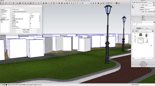 SketchUp Skill Builder | Proxy Components | SketchUp Tutorial