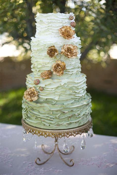 27 Spectacular Wedding Cake Ideas   Copper, Wedding and