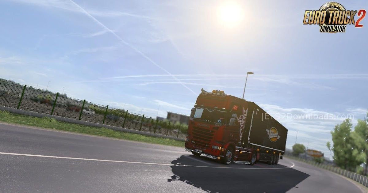 Eaa bus pack v1 6 mod euro truck simulator 2 mods - Realistic Graphic Mod V1 7 9 By Frkn 64 Euro Truck