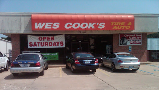 Wes Cook Tire & Auto (@wescooktire) | Twitter