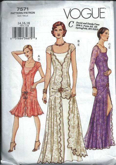 1920s tea dress patterns   Google Search   Wedding dress