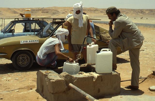La base di El Adeb Larache