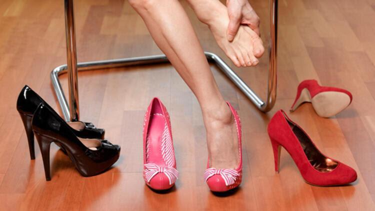 Doğru Topuk Boyunuzu Seçin Stil Haberleri
