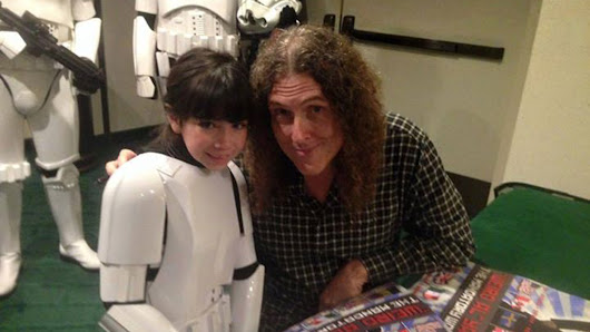 Weird Al finds his rhythm writing children's books