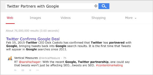 Twitter Partners with Google: What You Need to Know