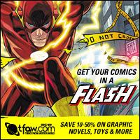 Buy comics and more at TFAW.com