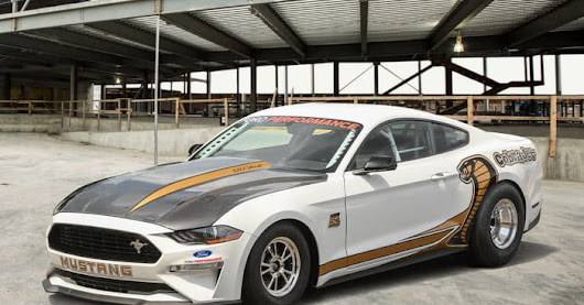 2018 Ford Mustang Cobra Jet Revealed at Woodward Dream Cruise | Digital Trends