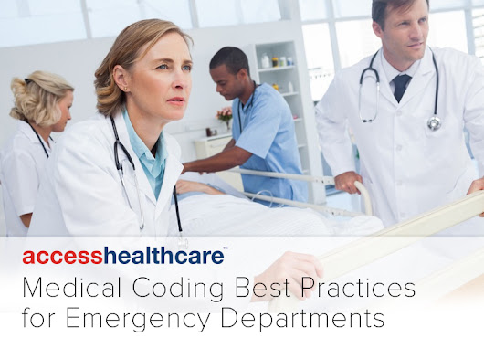 Medical Coding Best Practices for Emergency Departments — Access Healthcare