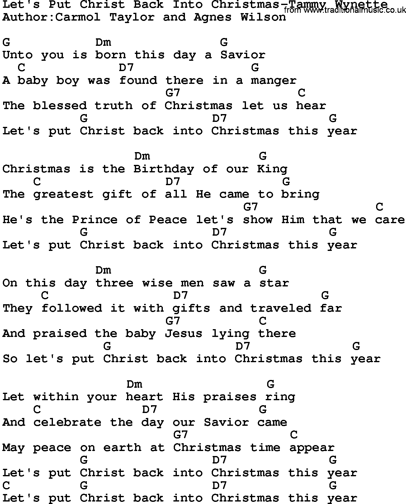 World Maps Library - Complete Resources: Christian Christmas Songs Ukulele Chords
