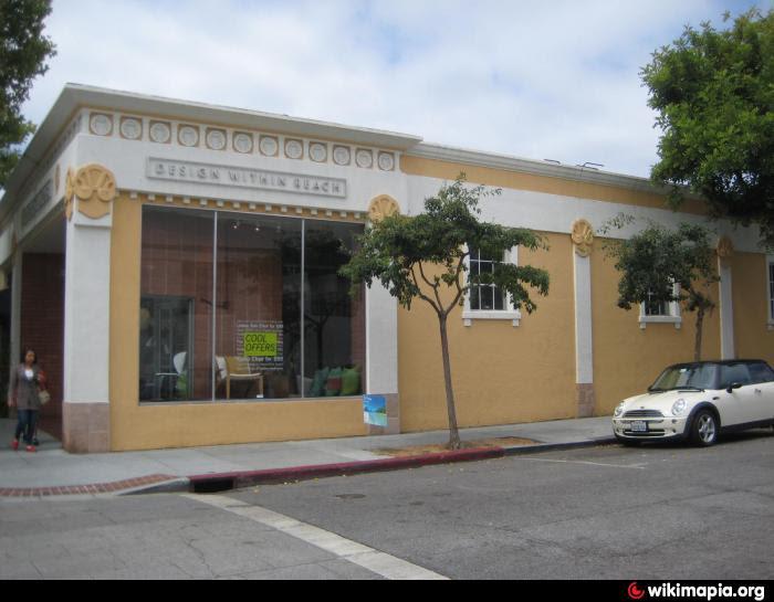 Design Within Reach Palo Alto California