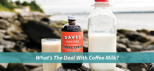 Coffee Milk: The Official State Drink of Rhode Island