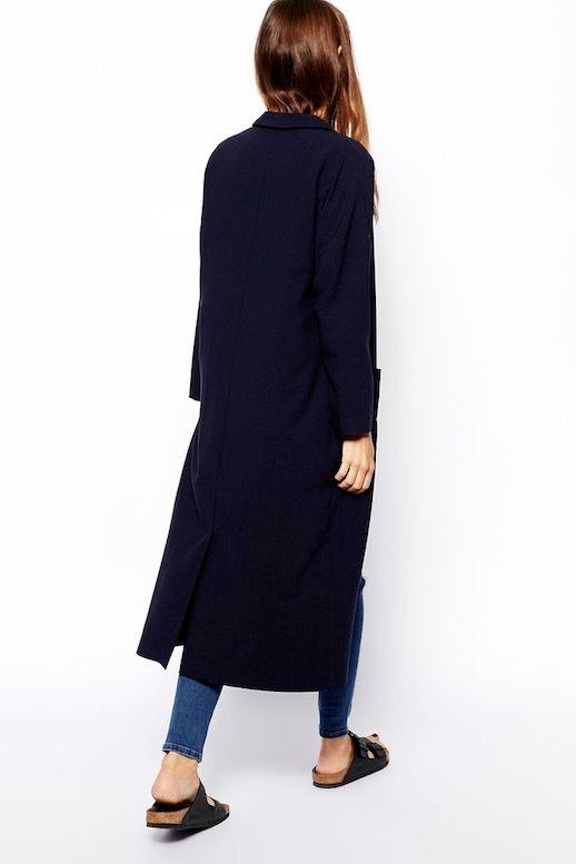Le Fashion Blog -- Fall Go-To Look: Long Jacket, Skinny Jeans and Birkenstocks -- photo Le-Fashion-Blog-Fall-Go-To-Look-Long-Jacket-Skinny-Jeans-Birkenstocks.jpg
