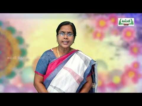 8th Social Science Bridge Course அரசியல் கட்சி-உற்பத்தி நாள் 5, 6 Kalvi TV