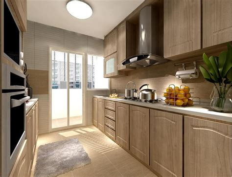 room hdb flat  punggol  designed
