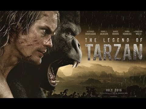Cinema: A Lenda do Tarzan