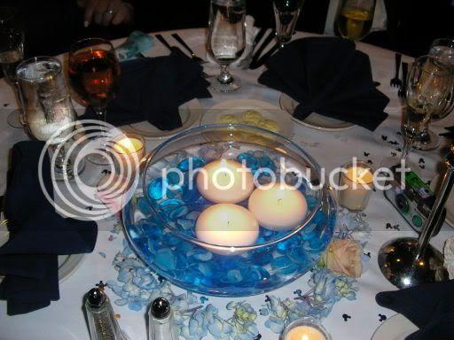 disney wedding centerpieces