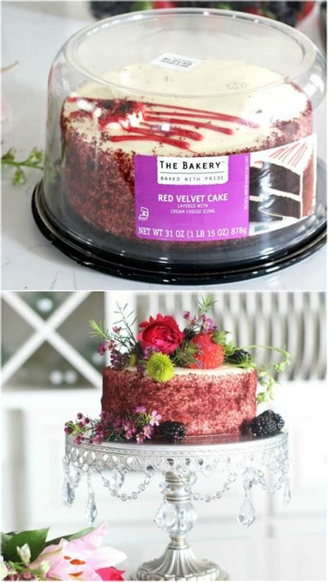 15 Grocery Store Cake Hacks That Turn An Ordinary Cake