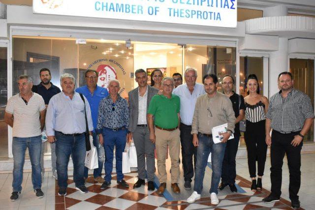 Θεσπρωτία: Τα θέματα που συζητήθηκαν στην 5η Συνεδρίαση του Περιφερειακού Επιμελητηριακού Συμβουλίου Ηπείρου (Π.Ε.Σ.Η) στην Ηγουμενίτσα