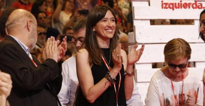 Núria Parlón, alcaldesa de Santa Coloma / ACN