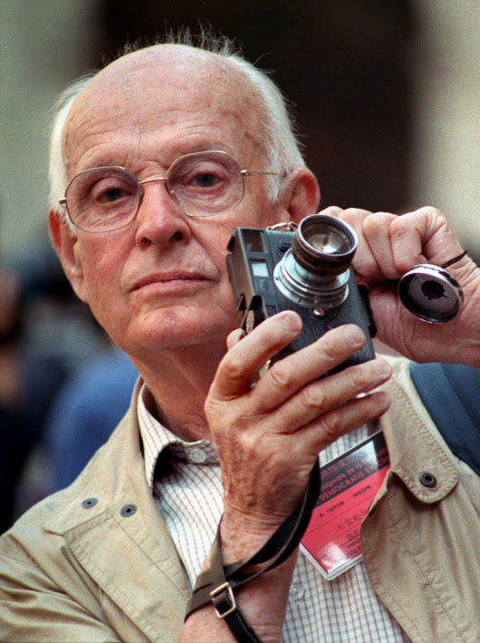 Henri Cartier-Bresson: 'There Are No Maybes'