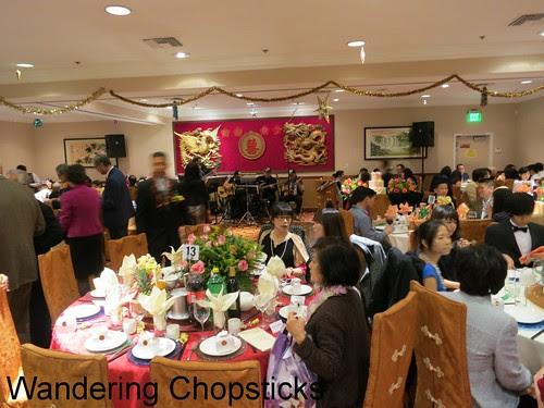 King Hua Restaurant (Wedding Banquet) - Alhambra 1