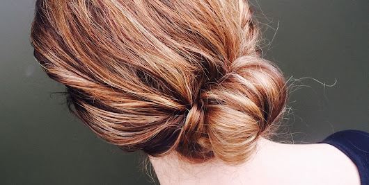 How to Create a Soft Chignon Bun  - Aveda Institutes South