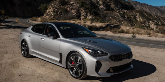 The Internet's favorite car of 2018 is the Kia Stinger GT, and it's good