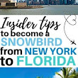 Insider Tips On Becoming A Snowbird From New York to South Florida