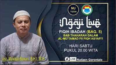 Ngaji Live Bersama Ust Makbul Bakari