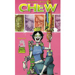 Image Comics Chew Space Cakes Trade Paperback #6
