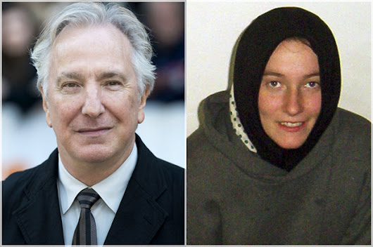 Remembering Alan Rickman's pro-Palestinian play about Rachel Corrie, American activist crushed by Israeli bulldozer