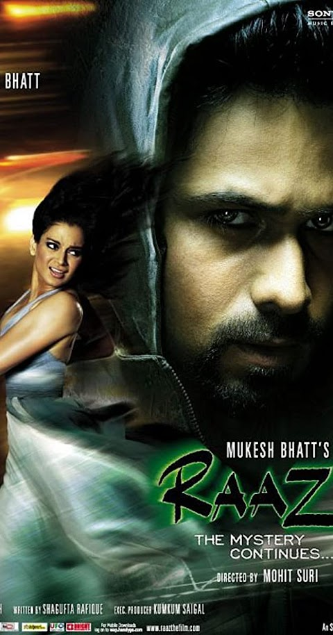 Raaz: The Mystery Continues(2009) 480p 720p 1080p WebRip Hindi Full Movie