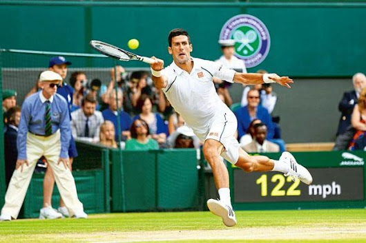 At Wimbledon, it's Nole vs the world