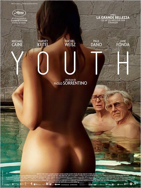 La juventud : Cartel