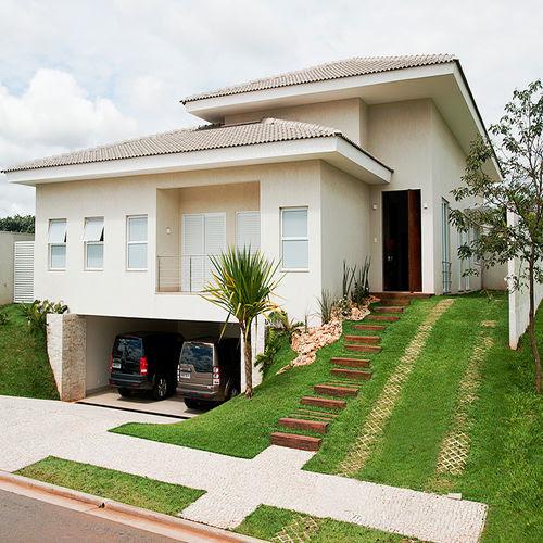 94+ Gambar Rumah 2 Lantai Diatas Garasi Terbaik