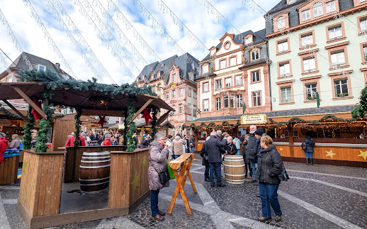 A Christmas market river cruise on the Rhine – On the Luce travel blog