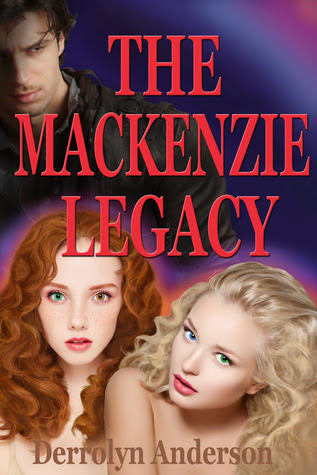 The Mackenzie Legacy (The Athena Effect, #2)