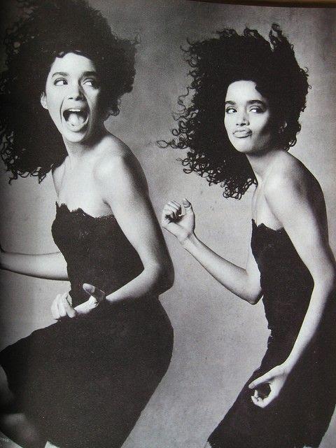 Lisa Bonet, Vogue. | Yup, I still want to be Denise Huxtable when I grow up (or Lisa Bonet herself--she married Lenny Kravitz, for chrissakes).