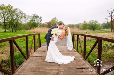 Clubhouse at Galloping Hill Golf Course   One Wedding at a