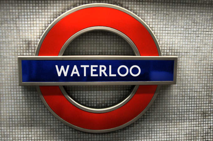 personalise a London Underground Sign   Fiverr