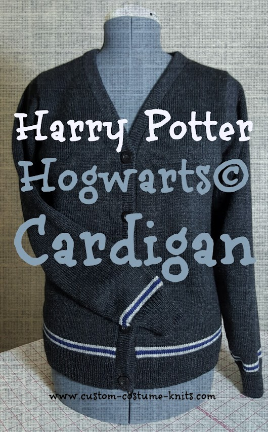 Harry Potter Ravenclaw Sweater: Secrets To A Great Fit