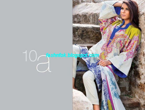 Sana-Safinaz-Lawn-Spring-Summer-Collection-2013-New-Fashinable-Clothes-Dress-Designs-14