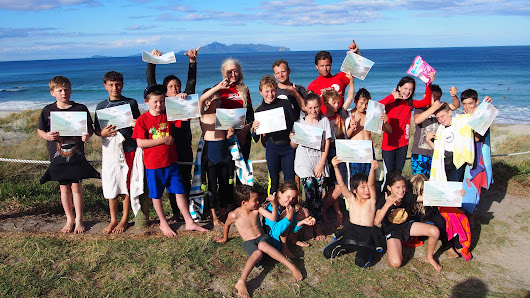 Wave Warriors – Junior Surfers Club! (After School Program) 7 – 16 yo - Aotearoa Surf